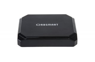 Orbsmart AW-06 Windows 10 (64-Bit) Mini PC / TV Box schwarz